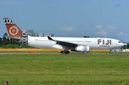 サンドバンクさんが、成田国際空港で撮影したフィジー・エアウェイズ A330-243の航空フォト(飛行機 写真・画像)
