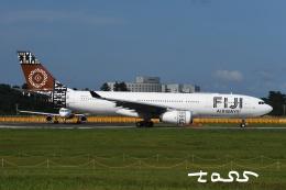 tassさんが、成田国際空港で撮影したフィジー・エアウェイズ A330-243の航空フォト(飛行機 写真・画像)