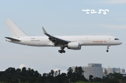 tassさんが、成田国際空港で撮影したアビアスター 757-223(PCF)の航空フォト(飛行機 写真・画像)