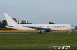 tassさんが、成田国際空港で撮影したアエロネクサス・コーポレーション 767-35D/ERの航空フォト(飛行機 写真・画像)