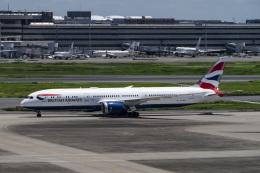 sakaki787さんが、羽田空港で撮影したブリティッシュ・エアウェイズ 787-9の航空フォト(飛行機 写真・画像)