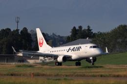 TAKAHIDEさんが、花巻空港で撮影したジェイエア ERJ-170-100 (ERJ-170STD)の航空フォト(飛行機 写真・画像)