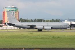 シン・マリオ先輩さんが、横田基地で撮影したアメリカ空軍 KC-135R Stratotanker (717-148)の航空フォト(飛行機 写真・画像)