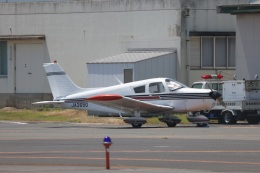 MIRAGE E.Rさんが、出雲空港で撮影した日本個人所有 PA-28-140 Cherokeeの航空フォト(飛行機 写真・画像)