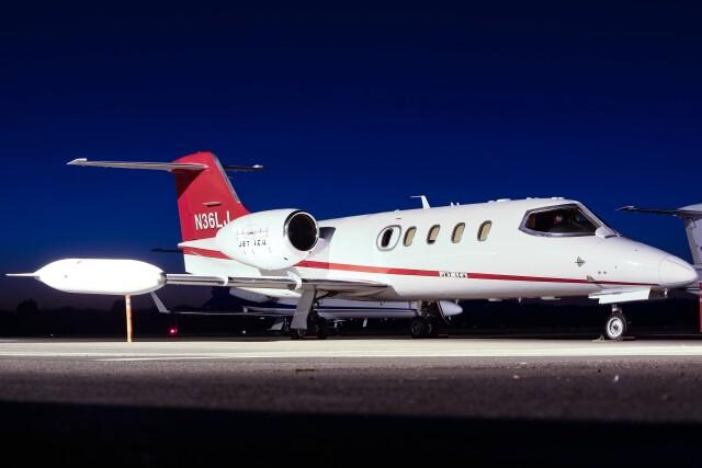 ズイ₍₍ง˘ω˘ว⁾⁾ズイさんが、ユージン空港マーロンスイートフィールドで撮影したアメリカ企業所有 36Aの航空フォト(飛行機 写真・画像)