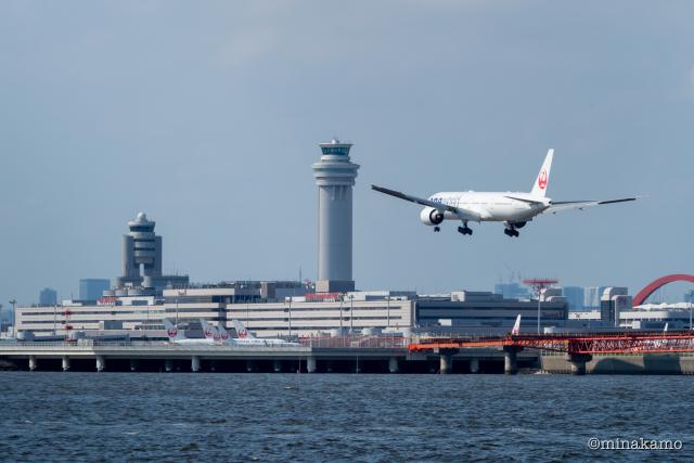 みなかもさんが、羽田空港で撮影した日本航空 777-346/ERの航空フォト(飛行機 写真・画像)