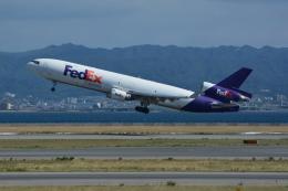 Deepさんが、関西国際空港で撮影したフェデックス・エクスプレス MD-11Fの航空フォト(飛行機 写真・画像)