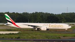 Bluewingさんが、成田国際空港で撮影したエミレーツ航空 777-31H/ERの航空フォト(飛行機 写真・画像)