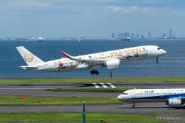 みなかもさんが、羽田空港で撮影した日本航空 A350-941の航空フォト(飛行機 写真・画像)