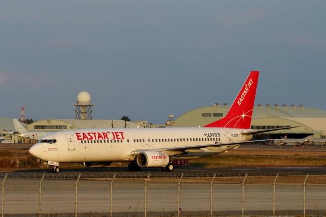 TA27さんが、茨城空港で撮影したイースター航空 737-86Nの航空フォト(飛行機 写真・画像)