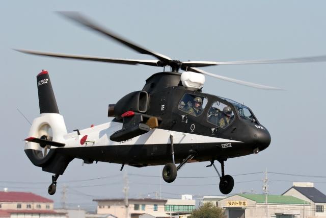 TA27さんが、明野駐屯地で撮影した陸上自衛隊 OH-1の航空フォト(飛行機 写真・画像)