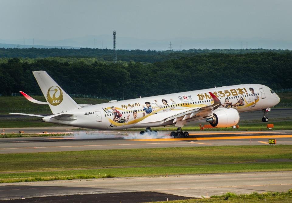 Cygnus00さんの日本航空 Airbus A350-900 (JA06XJ) 航空フォト