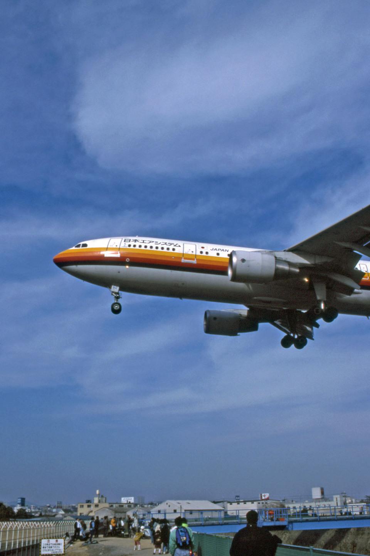 Gambardierさんの日本エアシステム Airbus A300-600 (JA8562) 航空フォト