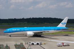 JA8037さんが、成田国際空港で撮影したKLMオランダ航空 777-206/ERの航空フォト(飛行機 写真・画像)