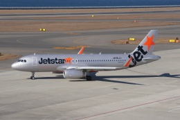 磐城さんが、中部国際空港で撮影したジェットスター・ジャパン A320-232の航空フォト(飛行機 写真・画像)