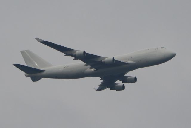 imosaさんが、横田基地で撮影したカリッタ エア 747-4B5F/SCDの航空フォト(飛行機 写真・画像)