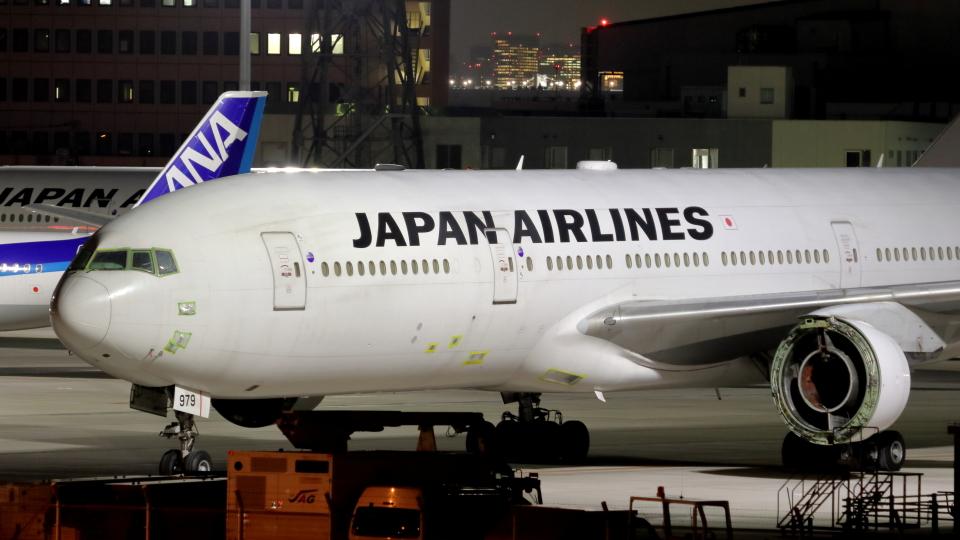 誘喜さんの日本航空 Boeing 777-200 (JA8979) 航空フォト