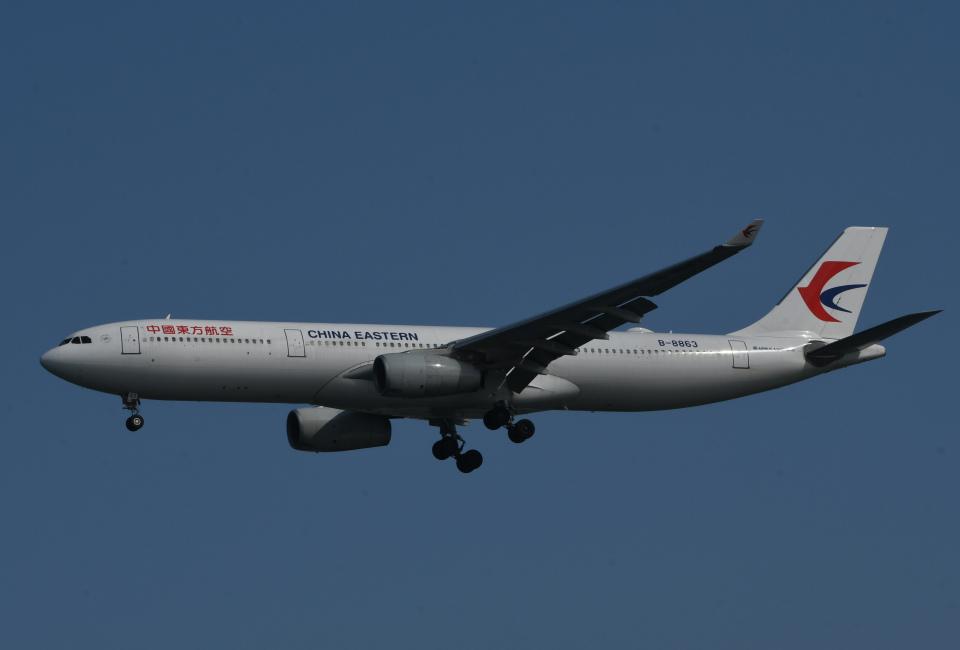 チャーリーマイクさんの中国東方航空 Airbus A330-300 (B-8863) 航空フォト