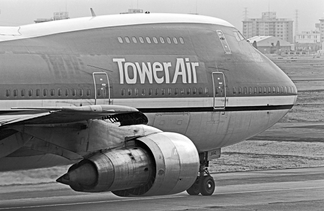 A-330さんが、横田基地で撮影したタワーエア 747-124の航空フォト(飛行機 写真・画像)