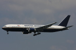 SGさんが、岩国空港で撮影したノースアメリカン航空 767-36N/ERの航空フォト(飛行機 写真・画像)