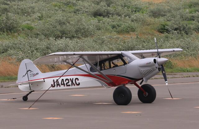 VIPERさんが、利尻空港で撮影したニセコ・アビエーション CC19-180 XCubの航空フォト(飛行機 写真・画像)