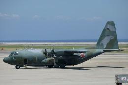 dosukoi_TEEさんが、大分空港で撮影した航空自衛隊 C-130H Herculesの航空フォト(飛行機 写真・画像)