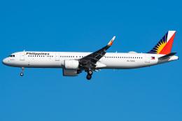Tatsuya.Kさんが、羽田空港で撮影したフィリピン航空 A321-271Nの航空フォト(飛行機 写真・画像)