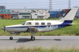 RJOY_Spotterさんが、八尾空港で撮影した日本個人所有 PA-46-310P Malibuの航空フォト(飛行機 写真・画像)