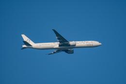 あけみさんさんが、成田国際空港で撮影したシンガポール航空 777-312/ERの航空フォト(飛行機 写真・画像)