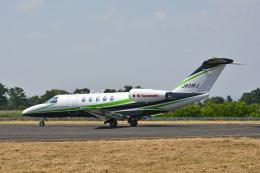 Gambardierさんが、岡南飛行場で撮影した川崎重工業 525C Citation CJ4の航空フォト(飛行機 写真・画像)