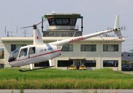 LOTUSさんが、八尾空港で撮影した三井住友ファイナンス&リース R44 Iの航空フォト(飛行機 写真・画像)