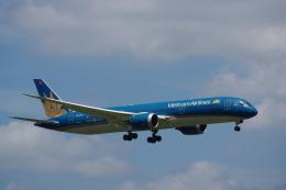 JA8037さんが、成田国際空港で撮影したベトナム航空 787-9の航空フォト(飛行機 写真・画像)