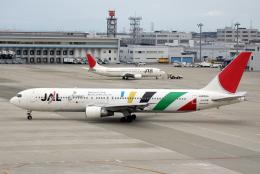 なごやんさんが、中部国際空港で撮影した日本航空 767-346の航空フォト(飛行機 写真・画像)