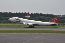 もぐ3さんが、成田国際空港で撮影したノースウエスト航空 747-251B(SF)の航空フォト(飛行機 写真・画像)