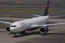 Mr.boneさんが、羽田空港で撮影したデルタ航空 A330-941の航空フォト(飛行機 写真・画像)