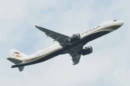 木人さんが、成田国際空港で撮影したスターラックス・エアラインズ A321-252NXの航空フォト(飛行機 写真・画像)
