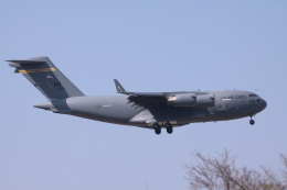 Mr.boneさんが、三沢飛行場で撮影したアメリカ空軍 C-17A Globemaster IIIの航空フォト(飛行機 写真・画像)