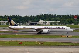 やまモンさんが、成田国際空港で撮影したシンガポール航空 787-10の航空フォト(飛行機 写真・画像)