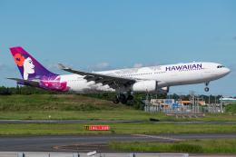 Tomo-Papaさんが、成田国際空港で撮影したハワイアン航空 A330-243の航空フォト(飛行機 写真・画像)