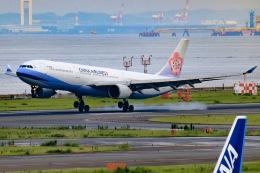 だいふくさんが、中部国際空港で撮影したチャイナエアライン A330-302の航空フォト(飛行機 写真・画像)