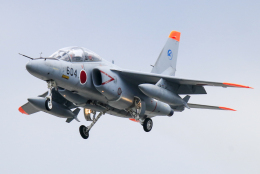 だいふくさんが、岐阜基地で撮影した航空自衛隊 T-4の航空フォト(飛行機 写真・画像)