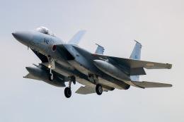 だいふくさんが、岐阜基地で撮影した航空自衛隊 F-15J Kai Eagleの航空フォト(飛行機 写真・画像)
