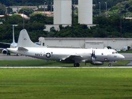 FT51ANさんが、嘉手納飛行場で撮影したアメリカ海軍 EP-3E Orion (ARIES II)の航空フォト(飛行機 写真・画像)