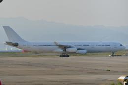 天心さんが、関西国際空港で撮影したハイ・フライ・マルタ A340-313Xの航空フォト(飛行機 写真・画像)
