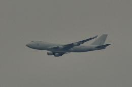 NFファンさんが、厚木飛行場で撮影したカリッタ エア 747-4B5F/SCDの航空フォト(飛行機 写真・画像)