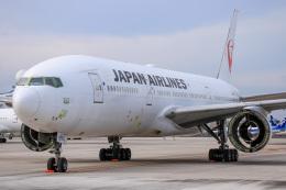 ぐっちーさんが、羽田空港で撮影した日本航空 777-289の航空フォト(飛行機 写真・画像)
