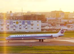 チャーリーマイクさんが、福岡空港で撮影した中国北方航空 MD-90-30の航空フォト(飛行機 写真・画像)