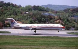 LEVEL789さんが、岡山空港で撮影した中国東方航空 100の航空フォト(飛行機 写真・画像)