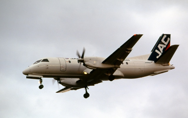 LEVEL789さんが、名古屋飛行場で撮影した日本エアコミューター 340Bの航空フォト(飛行機 写真・画像)
