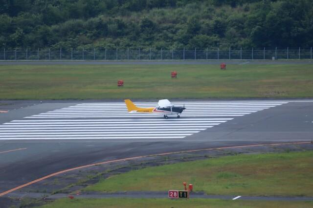 ヒロジーさんが、広島空港で撮影した日本個人所有 172G Ramの航空フォト(飛行機 写真・画像)